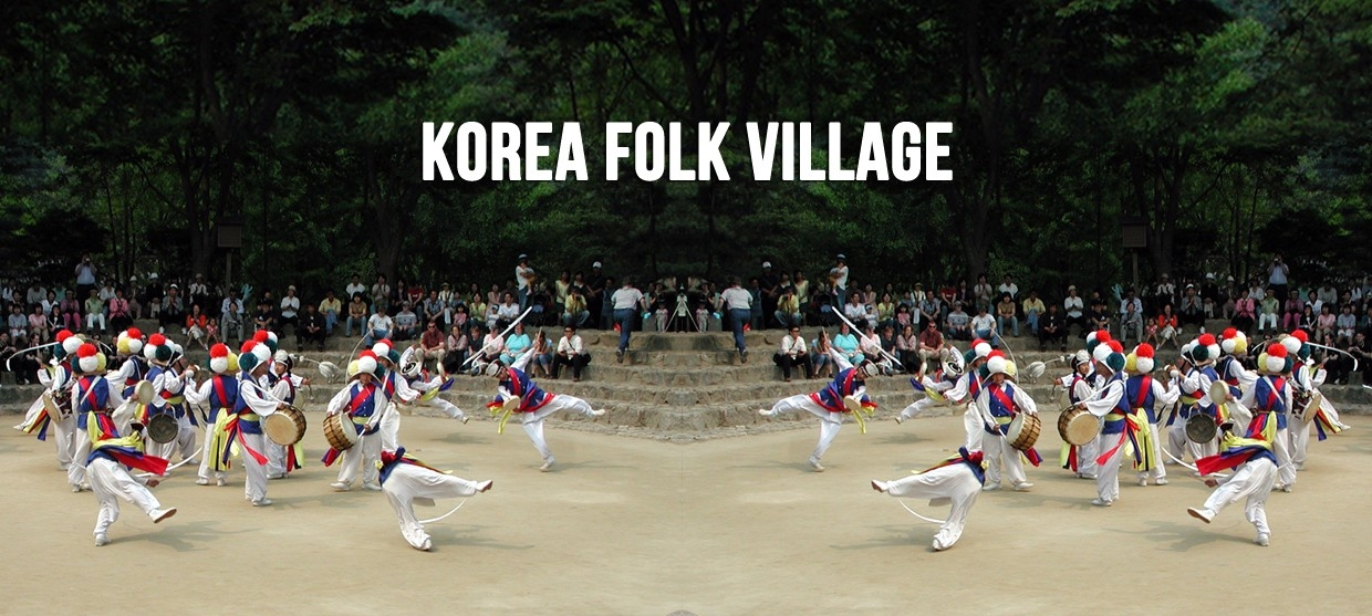 Korea Folk Village